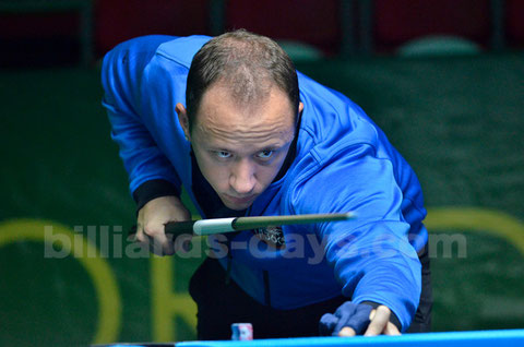 Shane Van Boening won 2015 International Challenge of Champions