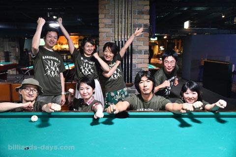 Kakinger Z(高田馬場/自遊空間BIGBOX高田馬場)