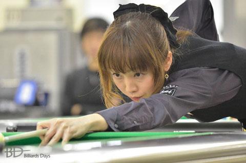 久保田知子(Tomoko Kubota) ※現地予選(ステージ1)より