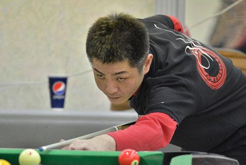 昨年度「全日本ローテーション」覇者・田中雅明