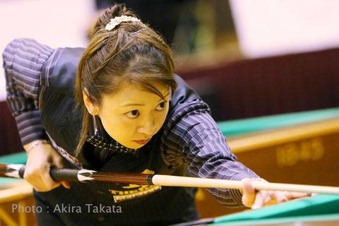 佐原弘子 photo : Akira Takata