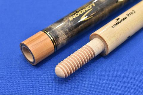 木ネジ(Wood to Wood)の例。『ロンゴーニ』