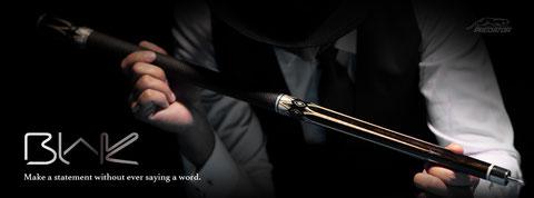 近日、日本でも販売開始となる『新BLAKシリーズ』