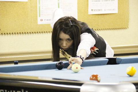 Satsuki Nagaoka Photo : JAPA