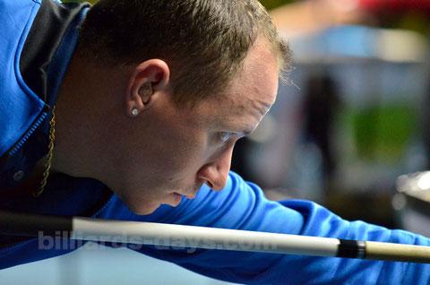 Shane Van Boening ※2015世界選手権にて