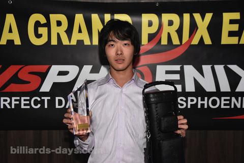 Shounosuke Komiya : 2016 GPE Amateur MVP