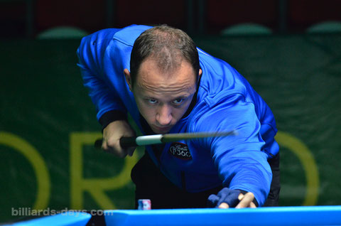 Shane Van Boening 5th time US Open Champion ! ※写真は2015世界選手権