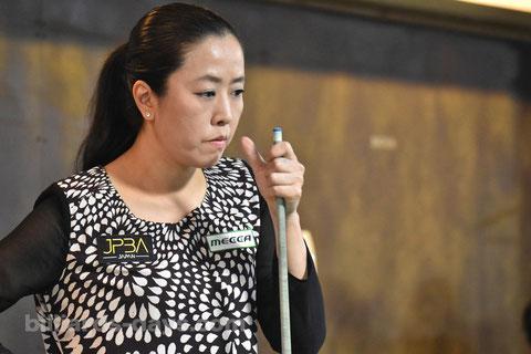 Akimi Kajitani won JPBA 2016 Womens Tour stop#2