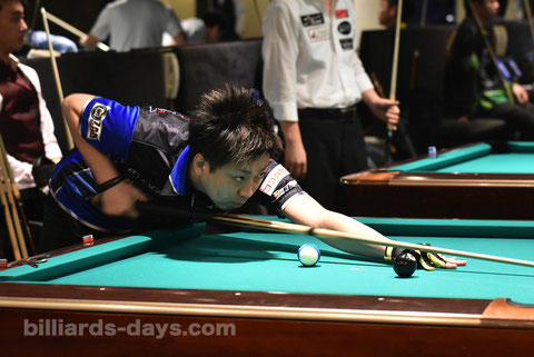 Naoyuki Oi.  16th July 2016. JAPAN OPEN Day 1