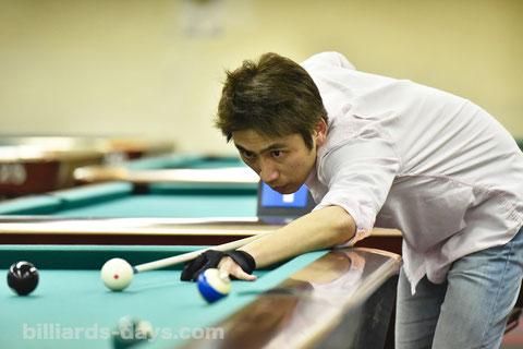 Runner up : Kenichi Sakai