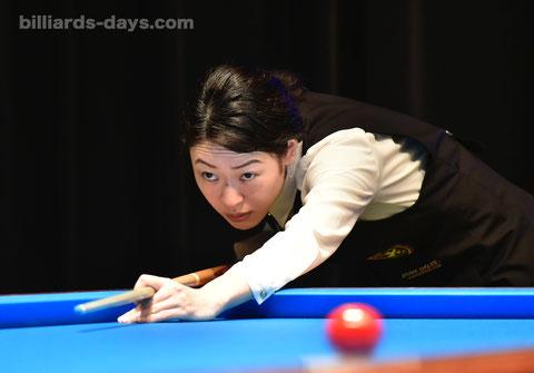 Orie Hida ※写真は2018全日本3C選手権にて