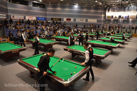 Venue of All Japan Championship (2015)