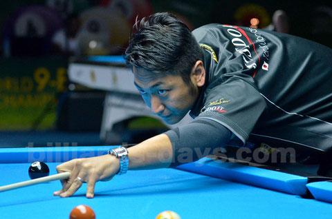 Toru Kuribayashi 6-W Wang Can