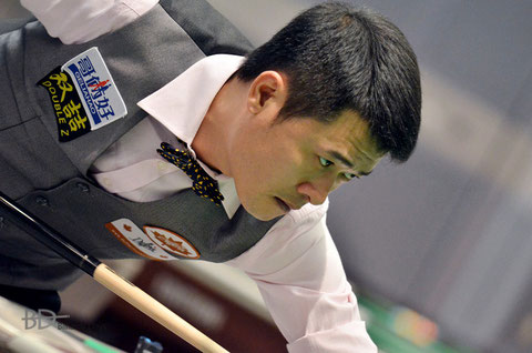 2014 China Open Winner 張玉龍(Chang Yu-lung)