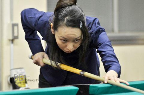 東日本代表:米田理沙(Risa Yoneda)