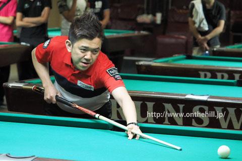 羅立文のゲームボール! Lo Li-wen shoot the last 9 at 2015 Asian Championship
