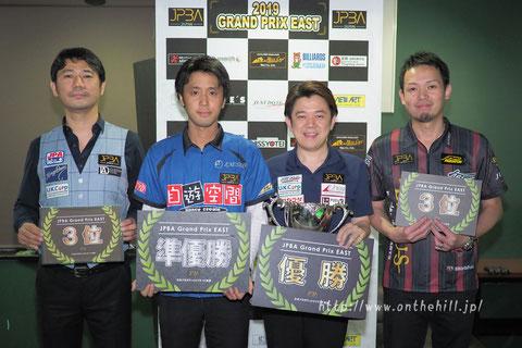 Lo Li Wen won JPBA Grand Prix East stop#7 in Ikebukuro, Tokyo.