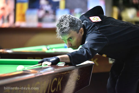Johnny Archer plays at 2018 Japan Open
