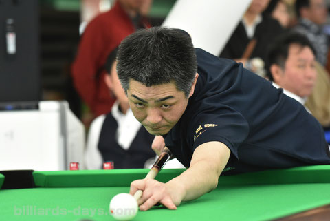 Runner-up : Masaaki Tanaka
