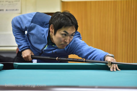 Winner : 酒井大輔