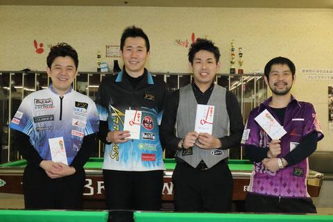 Norio Ogawa won 2019 All Japan Rotation.