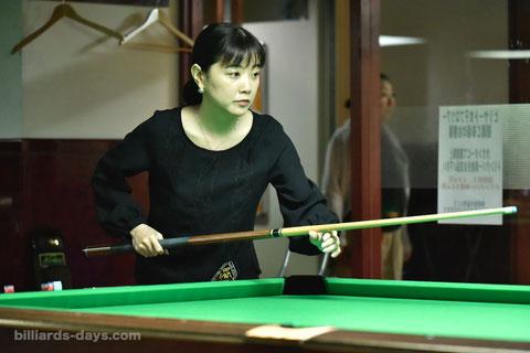 Runner-up : Yumiko Takahashi