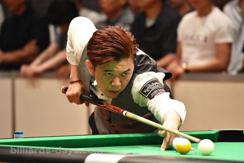2016 Asian Champion Lo Li-wen ※写真は2016ジャパンオープン