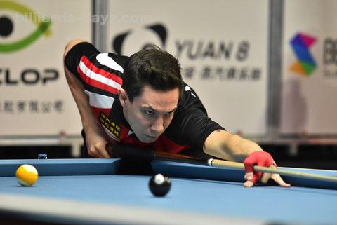M・レヒナー ※写真は2018 China Openから