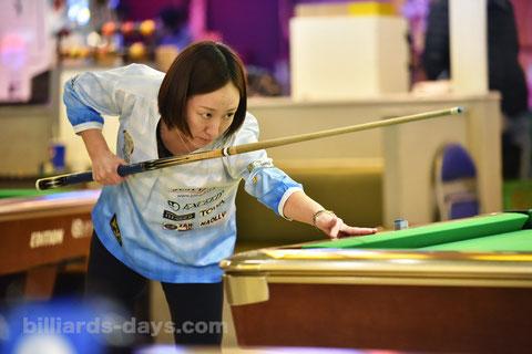 Miyuki Kuribayashi won 2019 Kansai Open.