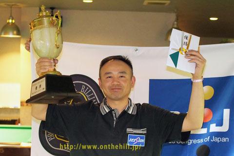 北谷好宏(Yoshihiro Kitatani)