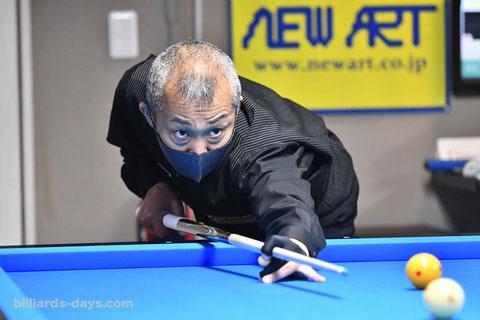 Winner Koji Funaki 船木耕司
