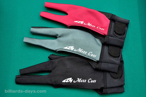 Mezz Billiards Glove