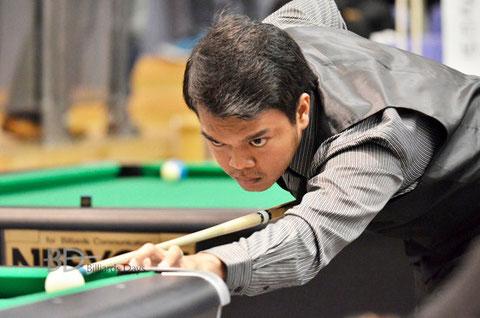 カルロ・ビアド(フィリピン) ※写真は昨年の全日本選手権時