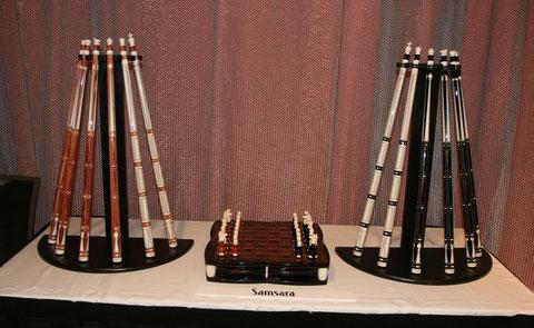 サムサラの「チェスセット」。全て合わせて一つの作品