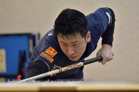 Yuji Takagi ※写真は関西オープンにて