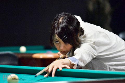 夕川景子(Keiko Yukawa) ※ステージ2シード
