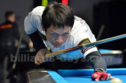 Yukio Akagariyama W-8 Sanchez-Ruiz Francisco