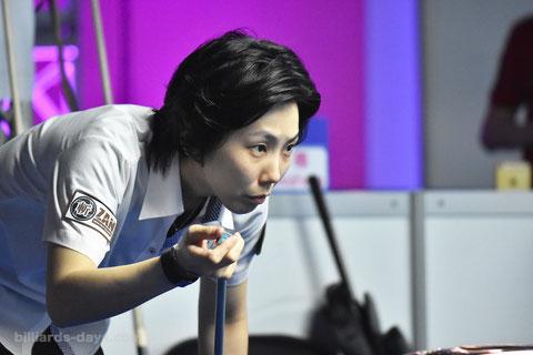 Chihiro Kawahara ※写真は2016 Amway Cup