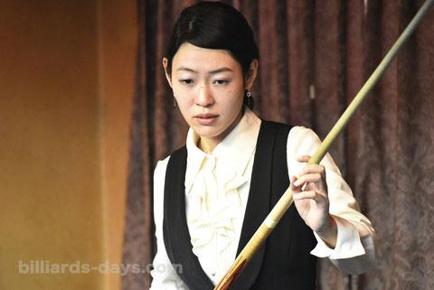 優勝:肥田緒里恵(JPBF)