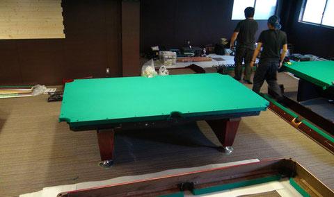 "Diamond Table at ""AZ. Place"", Tokyo Photo : New Art"