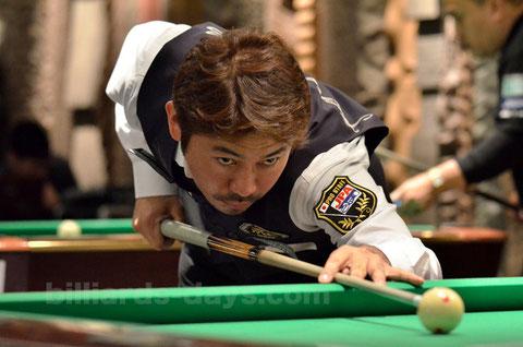 Kenichi Uchigaki ※北海道オープン時