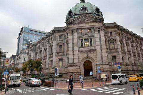 近隣には神奈川県立歴史博物館が