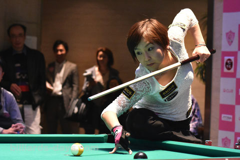 Winner : Miho Nakajima
