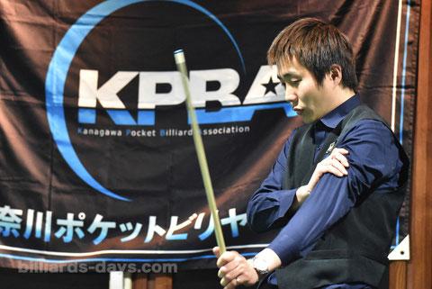 2位:小川徳郎