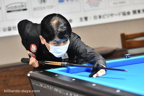 Runner-up Tatsuo Arai 新井達雄