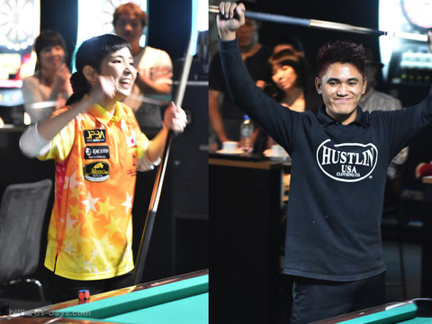 Yuki Hiraguchi & Jeffery Ignacio won 2016 Kanto Open