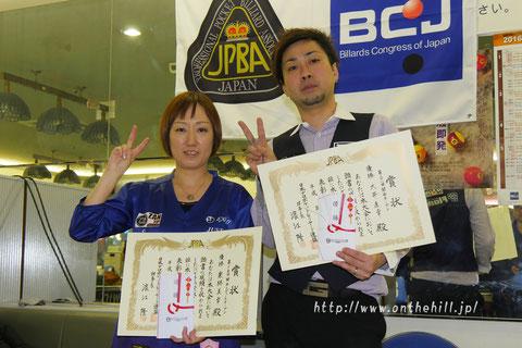 2017 Kansai Open winners