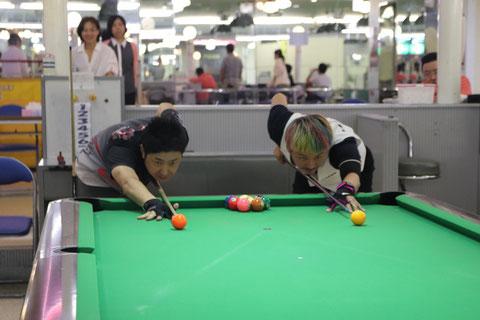 決勝戦のバンキング Photo : JAPA