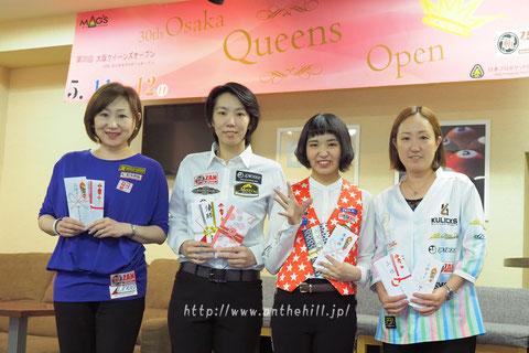 Chihiro Kawahara  (l2) won 2019 Osaka Queen's Open.