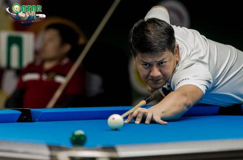 Runner-up : Roland Garcia